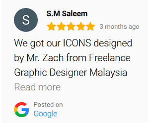 good review on our graphic design service